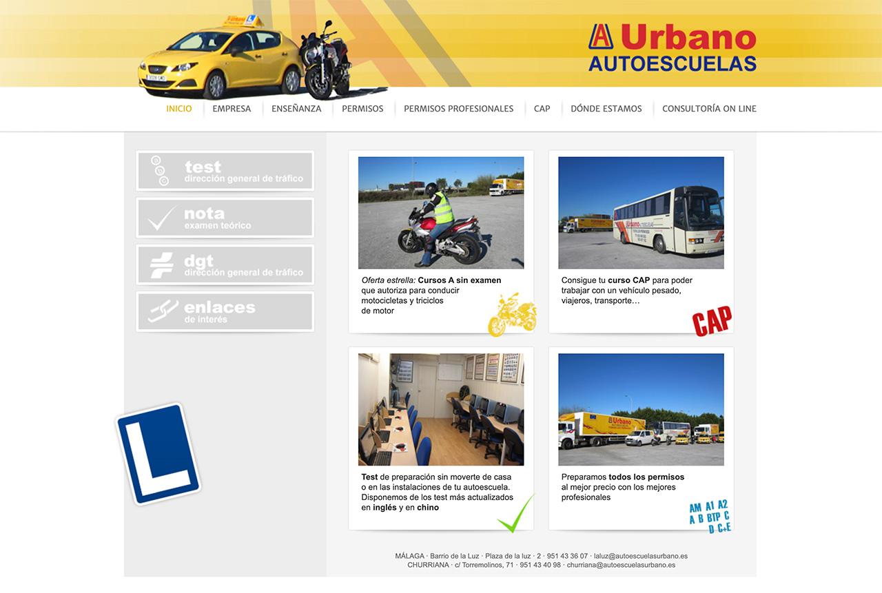 Autoescuelas Urbano